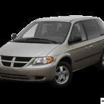 Как заменить стартер на Dodge Caravan XLT 2006 года
