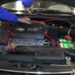 Как заменить свечи зажигания в Nissan Maxima 2005 года?