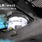 Как заменить топливный фильтр на Land Rover Discovery