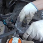 Как заменить топливный инжектор в Hyundai Santa Fe