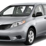 Как заменить трансмиссионное масло на Toyota Sienna