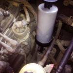 Как заменить трансмиссионное масло в Chevy 10 Bolt