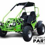 Как заменить трансмиссионное масло в Roketa 250CC Go Kart