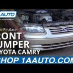 Как заменить водяной насос на Toyota Camry 1995 года