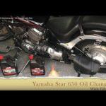 Как заменить воздушный фильтр Yamaha V Star