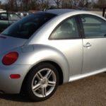 Как заменить выпускной коллектор у VW Beetle
