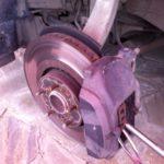 Как заменить задние тормоза на Lexus GS300 1998 года