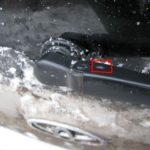 Как заменить задний стеклоочиститель на Toyota Sienna