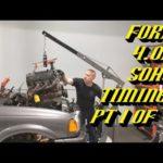 Как заменить Змеиный Пояс в Ford Explorer