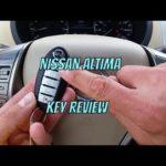 Как запрограммировать пульт Nissan Altima Remote