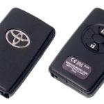 Как запрограммировать смарт-ключ Toyota Rav4