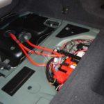 Как зарядить аккумулятор для 745i BMW