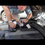 Как зарядить кондиционер на Buick 1992 года