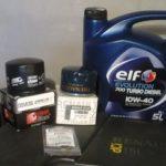 Какое масло следует использовать в дизельном двигателе?