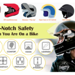 Каковы преимущества ношения мотоциклетного шлема?