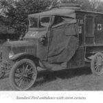 Когда был сделан первый грузовик Ford?