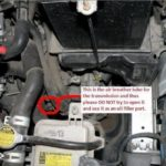 Когда поменять трансмиссионную жидкость на автоматической Toyota?