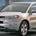 Лучшие шины для снега и дождя для Acura RDX