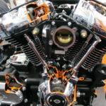 Причины шума HD Twin Cam двигателя