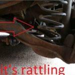 Признаки плохих спиральных пружин и ударов