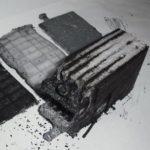 Признаки разряженной батареи