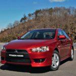 Проблемы с вариатором в Mitsubishi Lancer