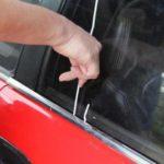 Простые способы разблокировать замок двери автомобиля