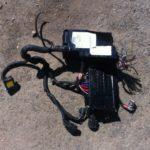 Проводка для генератора Ford 302