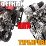Расход топлива Турбо Vs. Non-Turbo