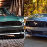 Разница между 5.0 и GT Mustang
