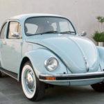 Спецификации VW Super Beetle 1974 года