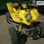 Suzuki LTZ 400 Технические характеристики