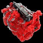 Технические характеристики 4-цилиндрового дизельного двигателя Cummins