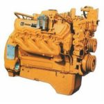 Технические характеристики двигателя Cat 3208