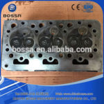 Технические характеристики двигателя Kubota D950