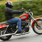 Технические характеристики Harley 883 Performance