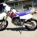 Технические характеристики Yamaha TTR 250