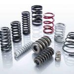Типы автомобильных спиральных пружин
