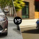 В чем разница между Toyota Corolla LE и CE?