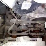 Замена генератора в Nissan Pathfinder 1998 года