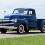 1952 Chevrolet Truck Технические характеристики