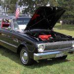 1962 Ford Ranchero Технические характеристики