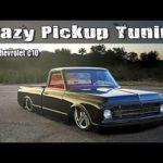 1969 Chevy Pickup Технические характеристики