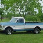 1970 Chevy Truck Specs