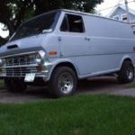 1973 Ford Van Specs