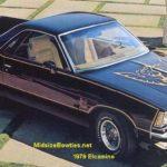 1981 El Camino Specs