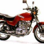 1982 Suzuki GS1100L Технические характеристики