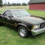 1986 El Camino Опции двигателя