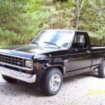 1986 Ford Ranger Specs