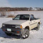 1987 Mazda B2600 Specs